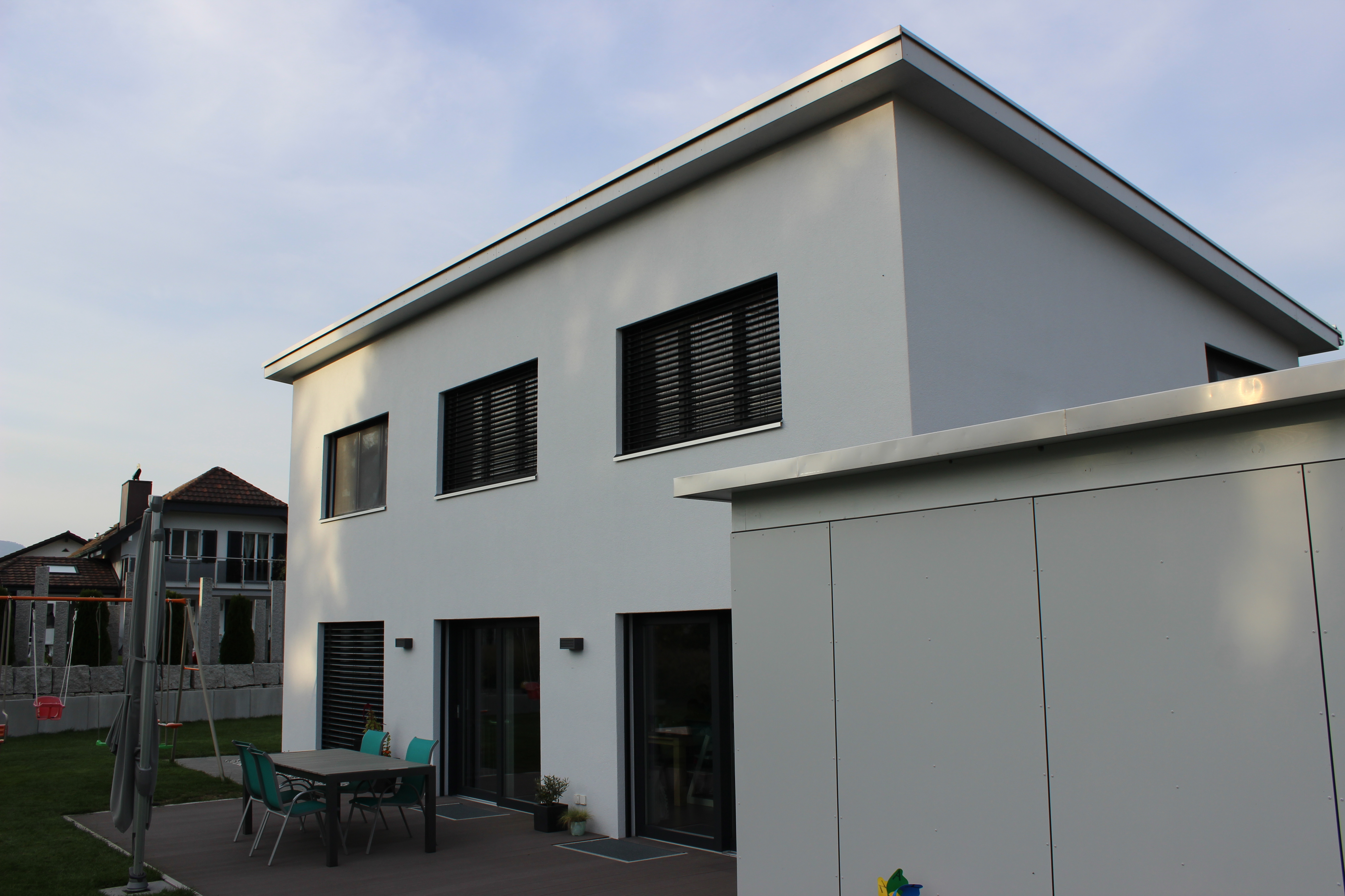 Einfamilienhaus in Wolfwil
